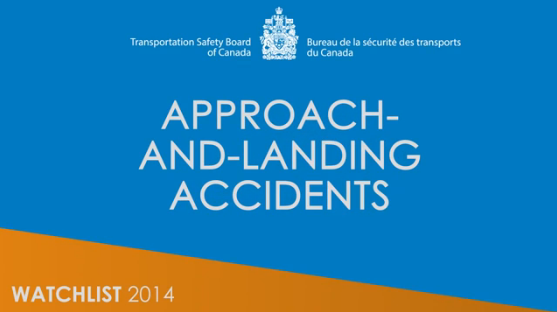 Approach-and-landing accidents video