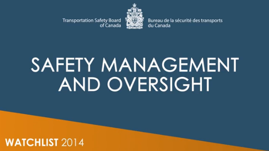 Image from the safety management and oversight video